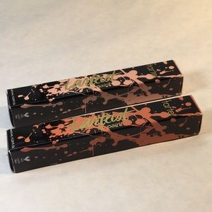 Tarte lip paint, two full sized colors, new in box